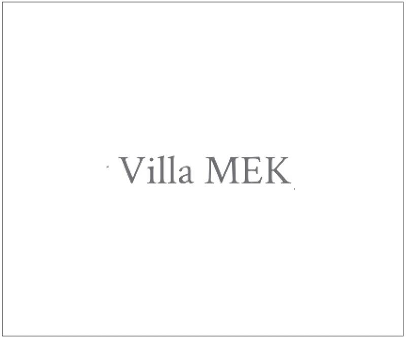 Villa MEK